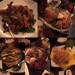 AMAZING DISHES!!  Panang Curry / x2 Duck / Calamari / Chicken wings / Pad Thai