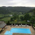 Foto di Hotel du Chateau de Salles