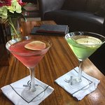 Cosmo and Appletini