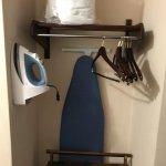 doorless closet