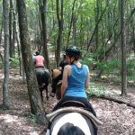 Gold City Corral - Trail Ride