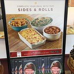 sides and rolls