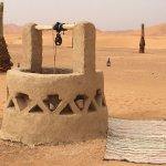 The Sahara desert was amazing!