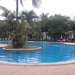 First Bungalow Beach Resort Photo