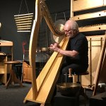 Photo of Luc Vanlaere Harpist