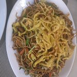 Special fried noodles