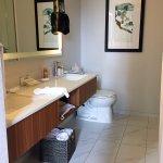 Bathroom in the Jr. Suite