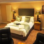 Accessible Ground floor Kingsize Suite - can only be booked direct at www.haytorhotel.com