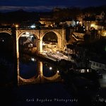 Knaresborough by night