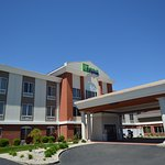 Welcome to the Holiday Inn Express/Toledo-Oregon