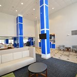 Renovated Lobby with ample seating