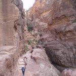 Petra Stairs to High Place of Sacrifice