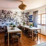 Indoor Meal Area - Ground Floor