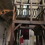 The gallows where they hung some of the Molly Magiers.