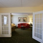 Our Mini Suites offer spacious living space for special events or extended stay travel