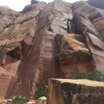 Incredible Hand Crack at Bears Ears National Monument
