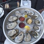 Great raw oysters!