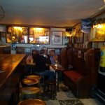 Inside oldest pub in Ireland