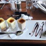 Trio Crème Brûlée