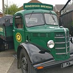 An old Ringwood Brewery truck