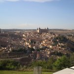 Across the Valley towards Toledo.