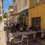 Restaurant Le Bonaparte in Cassis