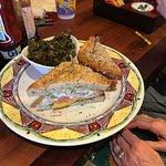 Shrimp Dill sandwich