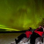 Experience the incredible Northern Lights