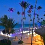 Gabi Beach - night