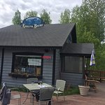 Great lunch spot to start your Talkeetna adventure