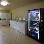 Laundry/vending room
