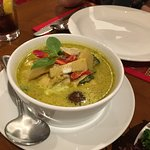 Absolutely authentic Thai food! THE best Thai restaurant in the U.K.
