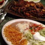 Texan Fajitas - Wow!