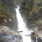 Silver Falls, a stop along the way at Indian Arm