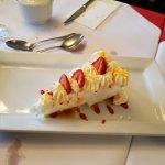 Strawberry & Passion Fruit Pavlova