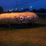 Big awesome road Side attraction potato