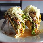 Tacos maison, au poulet, au boeuf ou les deux