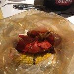 Hooly lobster!