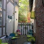 Foto einzigartig - Das kleine Hotel im Wasserviertel