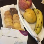 After Pointing out several concerns, hotel management went above and beyond in order to remedy t