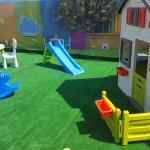 La Rossa Kids Kolorowy Plan Zabaw / La Rossa Kids Colorful Playground