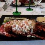Macédoine au homard