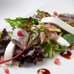 Ensalada de sardina