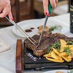 T-Bone (Fiorentina) di Black Angus Texas Premium Black Angus Beef