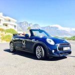 The perfect car to experience Cape Town with luxury and convenience