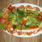 taj palsce nice food in karbi the aonang and good service Indiana food and thai food good