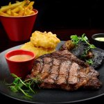 Prime Irish Angus Steak