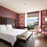 Swiss Advantage Sea view room