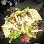 Salade de foie gras..;)