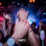 Hands up it's the best party every night in Matt's Albufeira